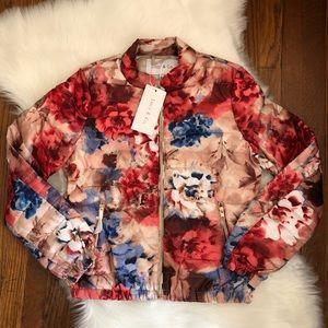 Jackets & Blazers - 🎉Host Pick🎊🌺FLORAL PRINT PUFFER JACKET 🌺